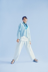 『MEN'S NON-NO』8月号からレギュラーモデルに加入するラウール(Snow Man) (C)Bungo Tsuchiya(TRON)