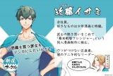 漫画『新選サークル』の登場キャラクター