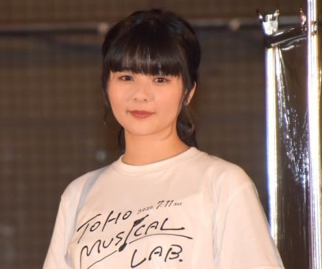 東宝のミュージカルプロジェクト『TOHO MUSICAL LAB.』の製作発表に参加した田村芽実 (C)ORICON NewS inc.