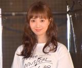 東宝のミュージカルプロジェクト『TOHO MUSICAL LAB.』の製作発表に参加した妃海風 (C)ORICON NewS inc.