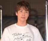東宝のミュージカルプロジェクト『TOHO MUSICAL LAB.』の製作発表に参加した海宝直人 (C)ORICON NewS inc.