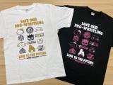サンリオとのコラボTシャツ