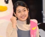 『第70回 社会を明るくする運動-広がり、つながる未来の輪。-』キックオフイベントに参加した横澤夏子 (C)ORICON NewS inc.