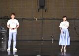 東宝のミュージカルプロジェクト『TOHO MUSICAL LAB.』の製作発表に参加した(左から)海宝直人、生田絵梨花 (C)ORICON NewS inc.