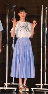 東宝のミュージカルプロジェクト『TOHO MUSICAL LAB.』の製作発表に参加した生田絵梨花 (C)ORICON NewS inc.