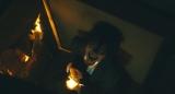 Netflixオリジナルシリーズ『呪怨:呪いの家』(7月3日より独占配信)叫び声が聞こえてきそうな場面写真