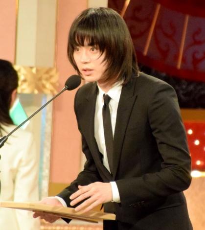 『第41回日本アカデミー賞』の話題賞を受賞した菅田将暉 (C)ORICON NewS inc.