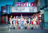 話題沸騰「NiziU」(左から)AYAKA、RIO、MAYUKA、RIKU、MAKO、MIIHI、NINA、MAYA、RIMA