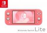 Nintendo Switch Lite(コーラル)=森杏奈が購入した物はBボタン部分もAボタンに(C)2019 Nintendo