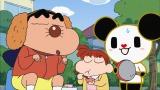 2月28日放送のアニメ『クレヨンしんちゃん』にゴーちゃん。が出演(C)臼井儀人/双葉社・シンエイ・テレビ朝日・ADK