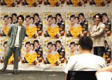 ドラマ『マイラブ・マイベイカー』記者会見の模様(左から)飯島寛騎、竹財輝之助 (C)ORICON NewS inc.