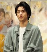 ドラマ『マイラブ・マイベイカー』記者会見に出席した飯島寛騎 (C)ORICON NewS inc.