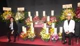 映画『一度も撃ってません』公開記念トークショーに出席した(左から)阪本順治監督、石橋蓮司 (C)ORICON NewS inc.