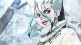 テレビアニメ『Dr.STONE』第2期ティザーPVの場面カット(C)米スタジオ・Boichi/集英社・Dr.STONE製作委員会