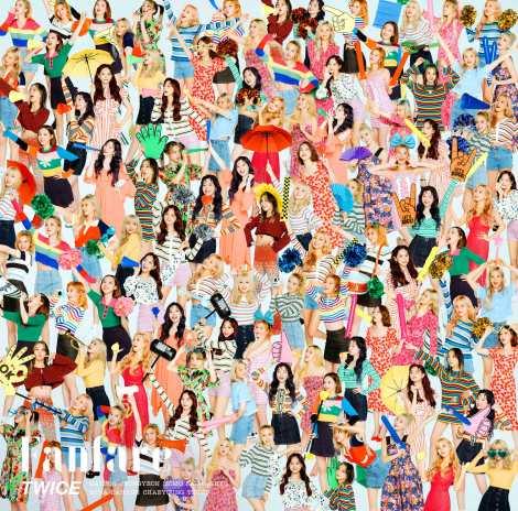 TWICE日本6枚目シングル「Fanfare」(7月8日発売)ONCE盤