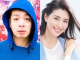 映画『越年 Lovers』で共演する峯田和伸&橋本マナミ(C)2019映画「越年」パートナーズ