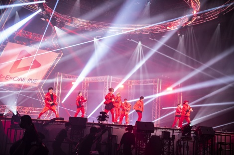FANTASTICS from EXILE TRIBE『LIVE×ONLINE』より