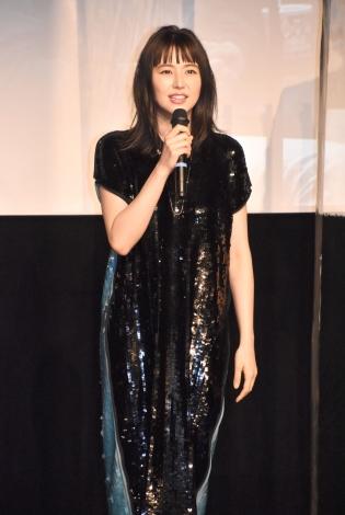 映画『MOTHER マザー』公開記念リモート舞台あいさつに出席した長澤まさみ (C)ORICON NewS inc.