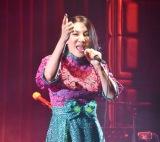『広瀬香美 SUMMER TOUR 2020〜Singing with 鳥山雄司&武部聡志〜』を開催した広瀬香美 (C)ORICON NewS inc.