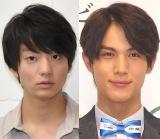 (左から)伊藤健太郎、中川大志 (C)ORICON NewS inc.