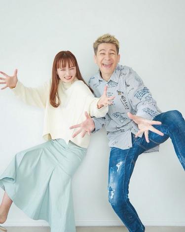 公式YouTubeチャンネル『JOY MAI HOUSE』を開設したJOY&わたなべ麻衣夫婦