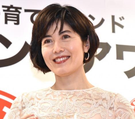 『第12回ペアレンティングアワード』の授賞式に出席した小島慶子 (C)ORICON NewS inc.