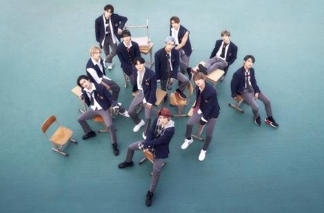 JO1 2ndシングル「STARGAZER」ビジュアルが解禁 (C)LAPONE ENTERTAINMENT