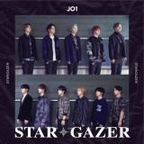 JO1 2ndシングル「STARGAZER」初回限定盤B (C)LAPONE ENTERTAINMENT