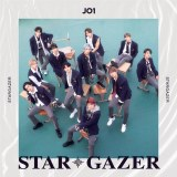 JO1 2ndシングル「STARGAZER」通常盤 (C)LAPONE ENTERTAINMENT