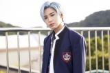 JO1 2ndシングル「STARGAZER」個人アーティスト写真・川尻蓮(C)LAPONE ENTERTAINMENT
