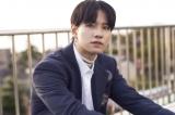 JO1 2ndシングル「STARGAZER」個人アーティスト写真・佐藤景瑚(C)LAPONE ENTERTAINMENT