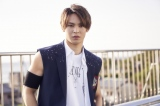 JO1 2ndシングル「STARGAZER」個人アーティスト写真・與那城奨(C)LAPONE ENTERTAINMENT