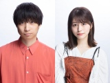 『セブンルール』新キャスト(左から)尾崎世界観、長濱ねる