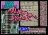 『アストロシティミニ』ゲーム「エイリアンシンドローム」 (C)SEGA (C)SEGATOYS