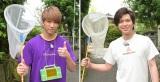 TBS『NEWSな2人SP』より(左から)小山慶一郎、加藤シゲアキ (C)TBS