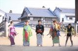 『帰ってきた侍戦隊シンケンジャー特別幕』 (C)2010 テレビ朝日・東映AG・東映ビデオ・東映