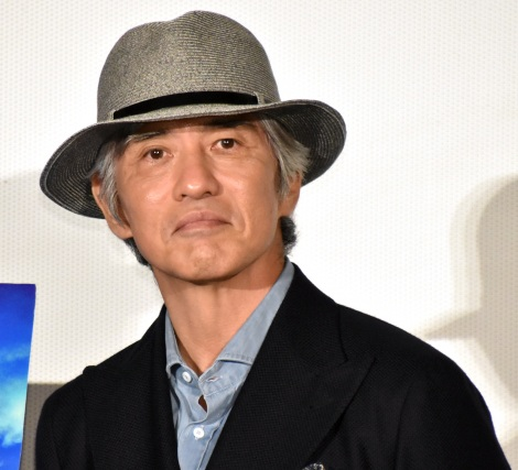 映画『Fukushima 50』カムバック上映舞台あいさつに登壇した佐藤浩市 (C)ORICON NewS inc.
