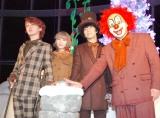 SEKAI NO OWARI(左から)Fukase、Saori、Nakajin、DJ LOVE (C)ORICON NewS inc.