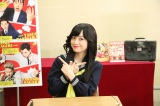 『今日から俺は!!劇場版』の生配信イベントに参加した橋本環奈
