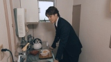実写ウェブドラマ『U.F.O. たべタイムリープ』の場面カット