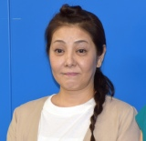 ABEMA『ママたちのリモート会議殺人事件』の制作会見に出席した芳本美代子 (C)ORICON NewS inc.