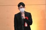 大賞を受賞した池上ゴウ氏 (C)テレビ朝日