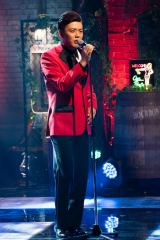 WOWOW『僕らのミュージカル・ ソング2020』第二夜(7月25日放送)『ジャージー・ボーイズ』の楽曲を披露する藤岡正明