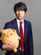プラチナイト木曜ドラマF『おじさんはカワイイものがお好き。』に主演する眞島秀和(C)読売テレビ