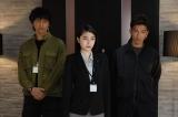 木曜ドラマ『BG(ビージー)〜身辺警護人〜』第5話(7月16日放送)メインゲストは成海璃子 (C)テレビ朝日