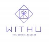 NiziUファンクラブ「WithU」ロゴ