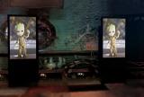 『ガーディアンズ・オブ・ギャラクシー』グルートと一緒にダンス=『MARVEL STUDIOS:A UNIVERSE OF HEROES マーベル・スタジオ/ヒーローたちの世界へ』大阪・大丸梅田店で開催(2020年8月10日〜2020年11月23日)(C)2020 MARVEL