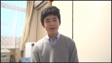 小学6年生の藤井聡太(C)東海テレビ