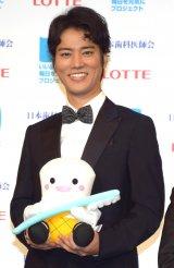 『ベストスマイル・オブ・ザ・イヤー2018』授賞式に出席した桐谷健太 (C)ORICON NewS inc.