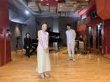 クミコ&井上芳雄、CD購入者限定のSP配信ライブ詳細発表 ティザー映像が公開